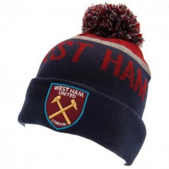 West Ham United zimní čepice Ski Hat NG