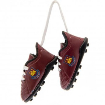 West Ham United mini boty do auta Mini Football Boots