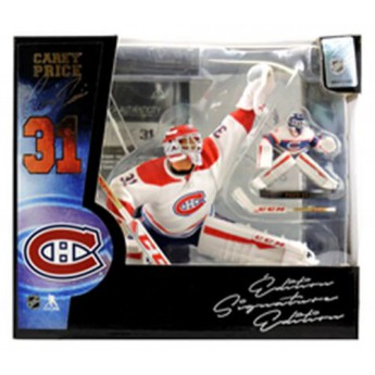Montreal Canadiens figurka Carey Price #31 Set Box Exclusive