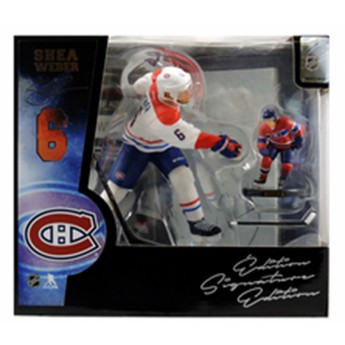 Montreal Canadiens figurka Shea Weber #6 Set Box Exclusive