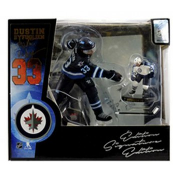 Winnipeg Jets figurka Dustin Byfuglien #33 Set Box Exclusive