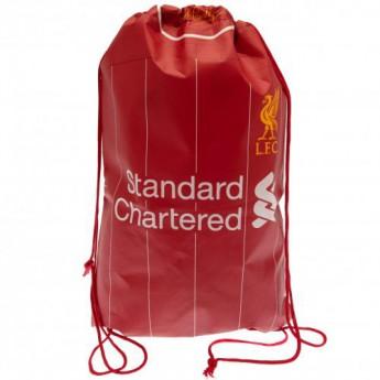 FC Liverpool pytlík gym bag Reusable Kit 19/20