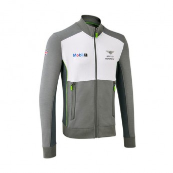 Bentley pánská mikina zip-up Team  2020