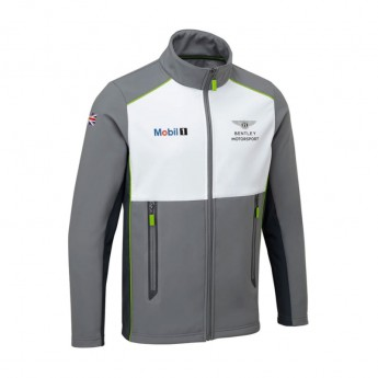 Bentley pánská bunda Softshell Team 2020