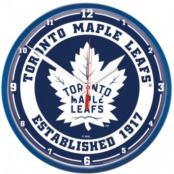 Toronto Maple Leafs hodiny Circle Win Craft 2020