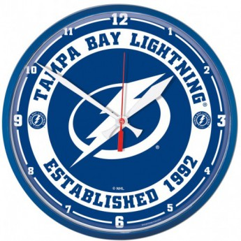 Tampa Bay Lightning hodiny Circle Win Craft 2020