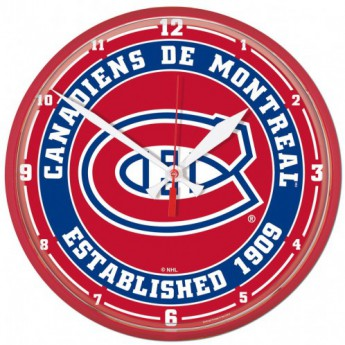 Montreal Canadiens hodiny Circle Win Craft 2020