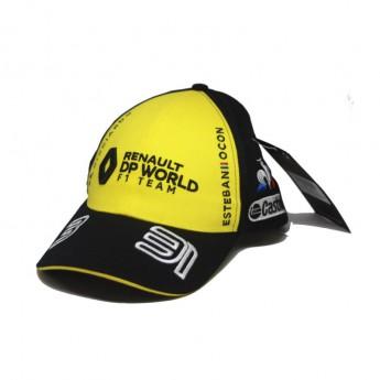 Renault F1 čepice baseballová kšiltovka Double Pilote black F1 Team 2020