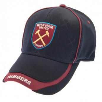 West Ham United čepice baseballová kšiltovka DB