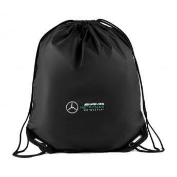 Mercedes AMG Petronas pytlík gym bag black F1 Team 2020