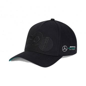 Mercedes AMG Petronas čepice baseballová kšiltovka badge black F1 Team 2020
