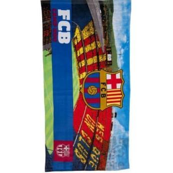 Barcelona ručník stadium
