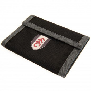 Fulham peněženka Nylon Wallet black