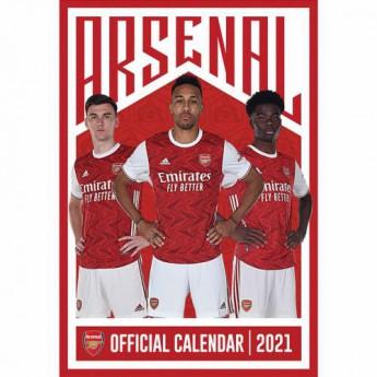 FC Arsenal kalendář 2021