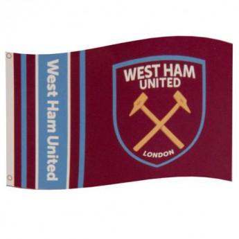 West Ham United vlajka Flag WM