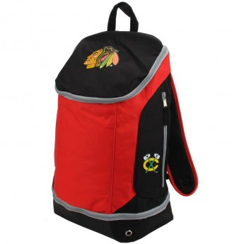 Chicago Blackhawks batoh na záda Oversize Jump Backpack