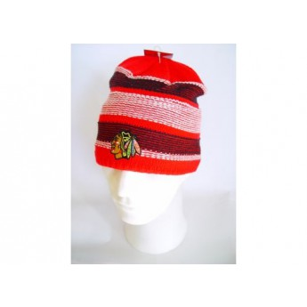Chicago Blackhawks NHL čepice Faceoff Revers