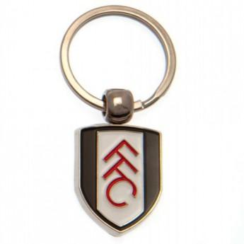 Fulham přívěšek na klíče Keyring logo