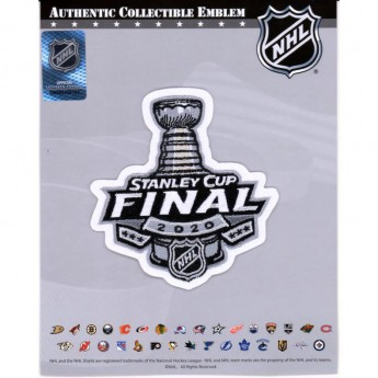 NHL produkty nášivka Stanley Cup Final 2020 Tampa Bay Lightning vs. Dallas Stars National Emblem Jersey Patch