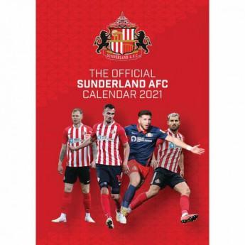 Sunderland kalendář 2021