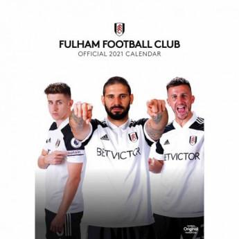 Fulham kalendář 2021