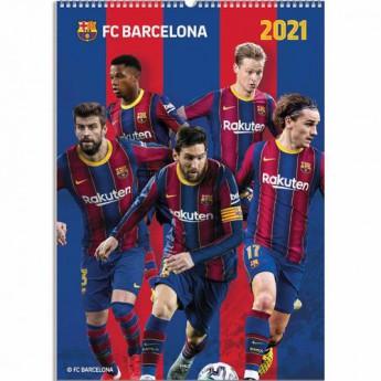 FC Barcelona kalendář 2021