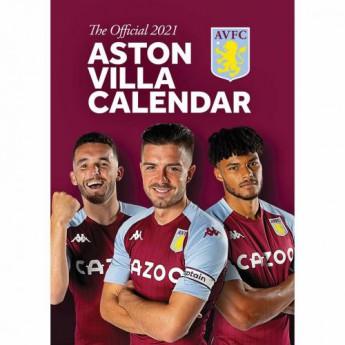 Aston Villa kalendář 2021