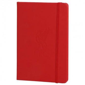 FC Liverpool blok/sešit A5 Notebook