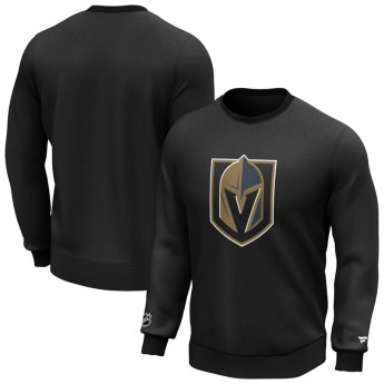Vegas Golden Knights pánská mikina Iconic Primary Colour Logo Graphic Crew