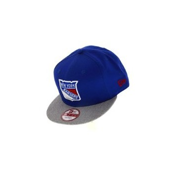 New York Rangers NHL Kšiltovka New Era Neyran