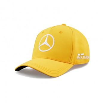 Mercedes AMG Petronas čepice baseballová kšiltovka Lewis Hamilton Abu Dhabi F1 Team 2020