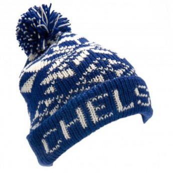 FC Chelsea zimní čepice Fairisle Ski Hat