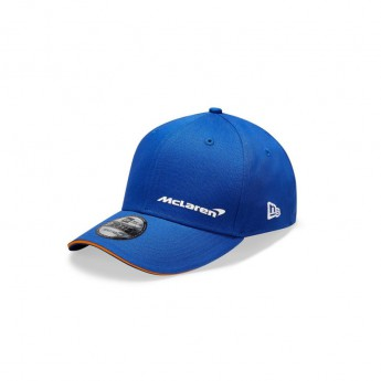Mclaren Honda čepice baseballová kšiltovka Essentials blue F1 Team 2020