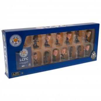 Leicester City set figurek SoccerStarz 13 Player Team Pack