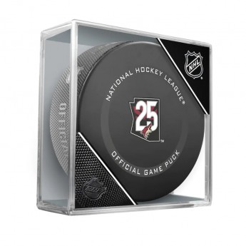 Arizona Coyotes puk Official Game Puck 2021