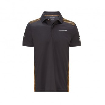 Mclaren Honda pánské polo tričko grey F1 Team 2021