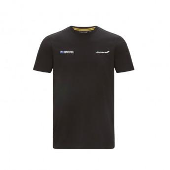 Mclaren Honda pánské tričko Ricciardo NO3 Black F1 Team 2021