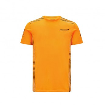 Mclaren Honda pánské tričko Orange F1 Team 2021