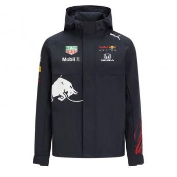 Red Bull Racing pánská bunda s kapucí Teamwear Rain F1 Team 2021