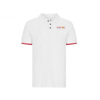 Red Bull Racing pánské polo tričko Classic White F1 Team 2021