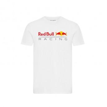 Red Bull Racing pánské tričko Logo White F1 Team 2021