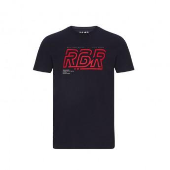 Red Bull Racing pánské tričko Graphic Navy Blue F1 Team 2021