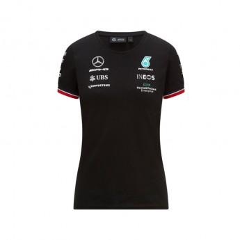 Mercedes AMG Petronas dámské tričko Black F1 Team 2021
