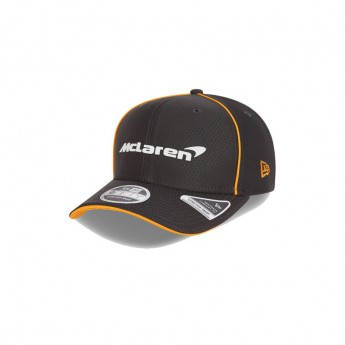 Mclaren Honda čepice baseballová kšiltovka Antracite F1 Team 2021