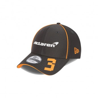 Mclaren Honda čepice baseballová kšiltovka Antracit Ricciardo F1 Team 2021