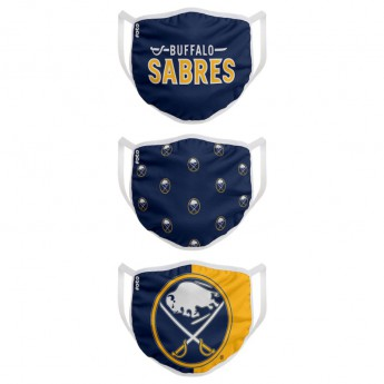 Buffalo Sabres roušky Foco set of 3 pieces EU