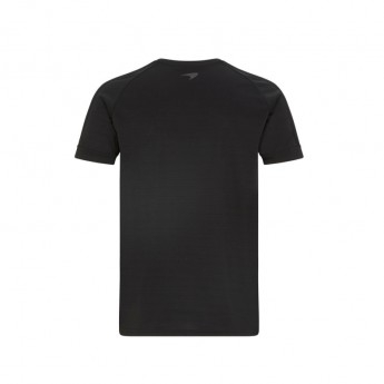 Mclaren Honda pánské tričko Tech Black F1 Team 2021
