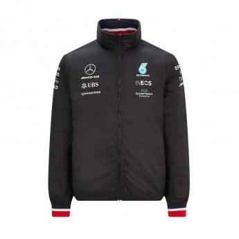 Mercedes AMG Petronas pánská bunda Padded spring F1 Team 2021