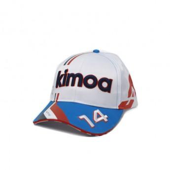Alpine F1 čepice baseballová kšiltovka Alonso SE France GP F1 Team 2021