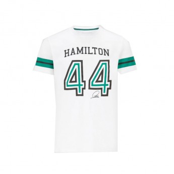 Mercedes AMG Petronas pánské tričko Lewis 44 F1 Team 2021